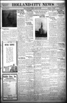 Holland City News, Volume 57, Number 13: March 29, 1928