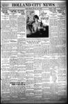 Holland City News, Volume 57, Number 14: April 5, 1928