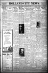Holland City News, Volume 57, Number 15: April 12, 1928