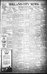 Holland City News, Volume 57, Number 35: August 30, 1928