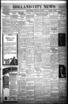 Holland City News, Volume 57, Number 38: September 20, 1928