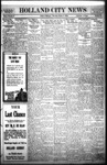 Holland City News, Volume 57, Number 40: October 4, 1928