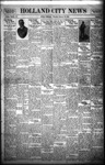 Holland City News, Volume 58, Number 2: January 10, 1929