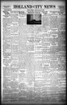 Holland City News, Volume 58, Number 33: August 15, 1929 by Holland City News