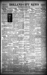 Holland City News, Volume 58, Number 42: October 17, 1929