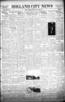 Holland City News, Volume 59, Number 5: January 30, 1930