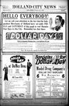 Holland City News, Volume 59, Number 14: April 3, 1930