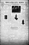Holland City News, Volume 59, Number 30: July 24, 1930