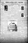 Holland City News, Volume 59, Number 31: July 31, 1930 by Holland City News
