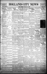 Holland City News, Volume 59, Number 37: September 11, 1930 by Holland City News