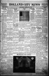 Holland City News, Volume 60, Number 2: January 8, 1931