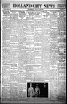 Holland City News, Volume 60, Number 17: April 23, 1931 by Holland City News