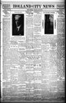 Holland City News, Volume 60, Number 18: April 30, 1931 by Holland City News