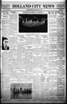 Holland City News, Volume 60, Number 20: May 14, 1931 by Holland City News
