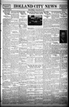 Holland City News, Volume 60, Number 22: May 28, 1931