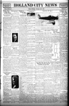 Holland City News, Volume 60, Number 27: July 2, 1931 by Holland City News