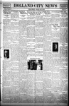 Holland City News, Volume 60, Number 31: July 30, 1931