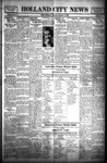 Holland City News, Volume 61, Number 37: September 8, 1932