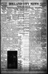 Holland City News, Volume 61, Number 38: September 15, 1932
