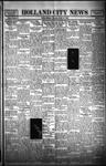 Holland City News, Volume 61, Number 44: October 27, 1932