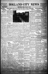 Holland City News, Volume 61, Number 48: November 24, 1932