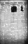 Holland City News, Volume 62, Number 2: January 5, 1933
