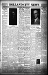 Holland City News, Volume 62, Number 13: March 23, 1933