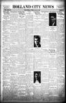 Holland City News, Volume 62, Number 25: June 15, 1933