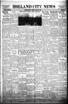 Holland City News, Volume 62, Number 27: June 29, 1933