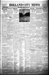 Holland City News, Volume 62, Number 28: July 6, 1933