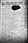 Holland City News, Volume 62, Number 43: October 19, 1933