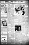 Holland City News, Volume 63, Number 11: March 8, 1934 by Holland City News