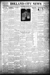 Holland City News, Volume 63, Number 19: May 3, 1934 by Holland City News