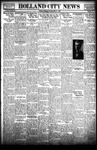 Holland City News, Volume 63, Number 23: May 31, 1934 by Holland City News