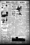 Holland City News, Volume 63, Number 28: July 5, 1934 by Holland City News