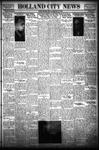 Holland City News, Volume 63, Number 40: September 27, 1934