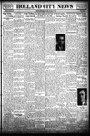 Holland City News, Volume 63, Number 41: October 4, 1934 by Holland City News