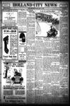 Holland City News, Volume 63, Number 43: October 18, 1934