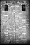 Holland City News, Volume 63, Number 46: November 8, 1934