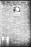Holland City News, Volume 64, Number 1: December 27, 1934
