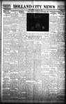 Holland City News, Volume 64, Number 24: June 6, 1935