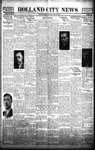 Holland City News, Volume 64, Number 36: August 29, 1935 by Holland City News