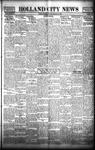 Holland City News, Volume 64, Number 37: September 5, 1935