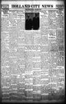 Holland City News, Volume 64, Number 38: September 12, 1935
