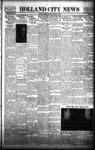Holland City News, Volume 64, Number 43: October 17, 1935