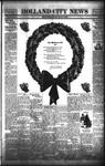 Holland City News, Volume 64, Number 52: December 19, 1935