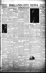Holland City News, Volume 65, Number 2: January 9, 1936