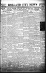 Holland City News, Volume 65, Number 3: January 16, 1936