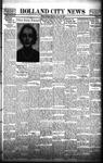 Holland City News, Volume 65, Number 4: January 23, 1936