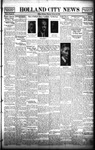 Holland City News, Volume 65, Number 8: February 20, 1936